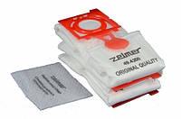 Мешки для пылесоса Zelmer код: 49.4200 (Красные).