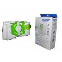 Мешки для пылесоса Zelmer код: 49.4100 (Зеленые).