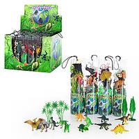 """Набор животных HD 002-042 """"Natural World"""", 24 шт. в упаковке (Y)"""