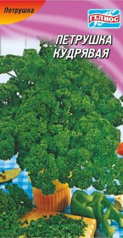 Семена петрушки Кудрявая 1 г, фото 2