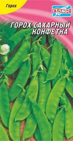 Семена гороха сахарного Конфетка 5 г, фото 2