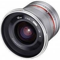 Объектив SAMYANG 12mm f/2.0 NCS CS Sony E silver
