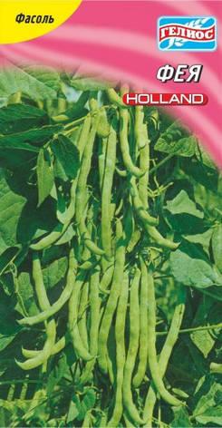 Семена фасоли вьющаяся спаржевая Фея 10 шт., фото 2