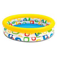 Надувной бассейн INTEX 59419, 114х25 см (Y)