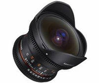 Объектив SAMYANG 12mm T3.1 VDSLR ED AS NCS Fisheye Micro 4/3