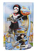 Кукла Катана - DC Super Hero Girls Katana