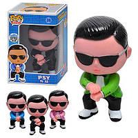 Набор фигурок JL 666 (144шт.) PSY (Gangnam Style), 1 шт., 4 цвета, в коробке 13,5-9-7см