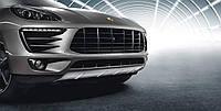 Накладка передней части кузова Porsche Macan из высококачественной стали