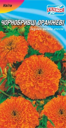 Бархатцы оранжевые 100 шт.