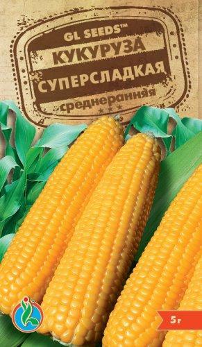 Кукуруза Суперсладкая средне-ранняя