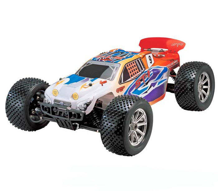 Автомобиль Thunder Tiger ST-1 Stadium Truck 28 Nitro PRO 1:8 RTR 6233-F101