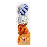 Ёлочные шарики-ЮЛА GN260, 4 шт. (Y)
