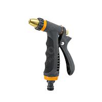 Пистолет поливочный Presto-PS 7206 4 режима, металл
