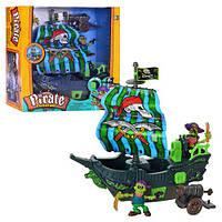 "Корабль пиратский 10755 ""Pirate adventures"" (Y)"