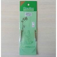 Спицы ChiaoGoo круговые бамбуковые 23см 3,25мм