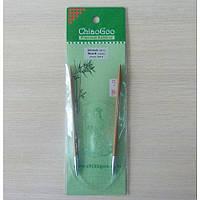 Спицы ChiaoGoo круговые бамбуковые 60см 5мм