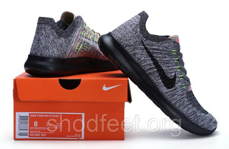 Кроссовки мужские Nike Free Flyknit RG