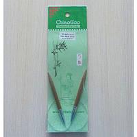 Спицы ChiaoGoo круговые бамбуковые 40см 6,5мм