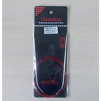 Спицы ChiaoGoo круговые металлические 80см 2,75мм