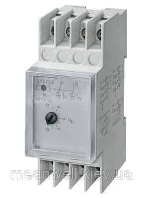 5TT3194  Реле  Siemens Реле максимального напряжения (0,9...1,3 x U)