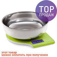 Кухонные электронные весы до 5кг MAGIO MG-292 Grn