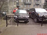 Ограждения для автостоянки Киев