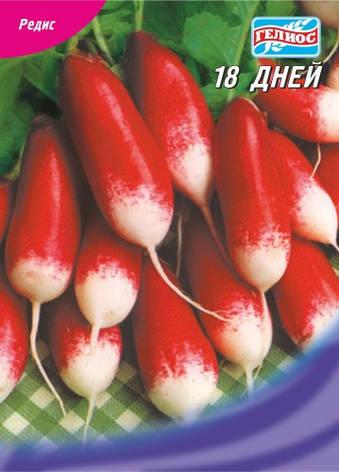 Семена Редиса 18 дней 15 г, фото 2