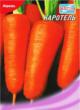 Семена моркови Ред Кор (Каротель) 50 г