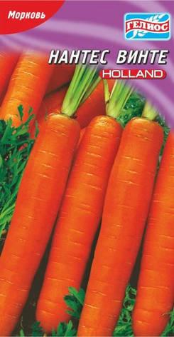 Семена моркови Нантес Винтэ 10 г, фото 2