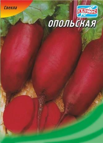 Семена свеклы цилиндрической Опольская 50 г, фото 2