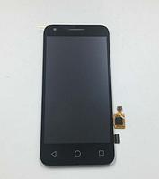 Оригинальный дисплей (модуль) + тачскрин (сенсор) Alcatel One Touch Pixi 3 (4.5) 4027A 4027D 4027X 5017A 5017D