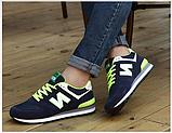Кросівки в стилі New Balance 520 салат., фото 2