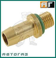Штуцер выхода газа (жиклер) для форсунок Stag AC W02, W03