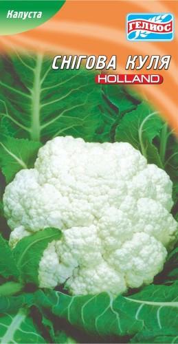 Семена капусты цветной Снежный шар  10 г