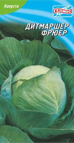 Семена капусты белокачанной Дитмаршер фрюер(Германия) 10 г, фото 2
