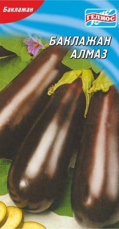 Семена баклажана Алмаз 20 г, фото 2