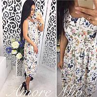 Платье Ткань- Гуччи софт