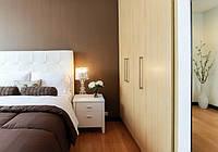 Как визуально увеличить пространство маленькой спальни