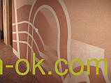 Мозаичная штукатурка Термо Браво NEW , М 62 Ведро 7 кг, фото 2