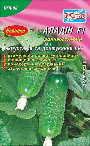 Семена огурцов пчелоопыляемых Алладин F1 25 шт. Инк., фото 2