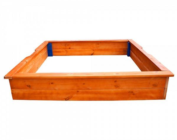 """Детская деревянная песочница """"Песочница 26"""""""