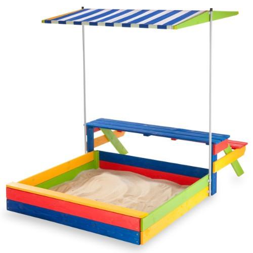 """Детская деревянная песочница """"Песочница 20"""""""