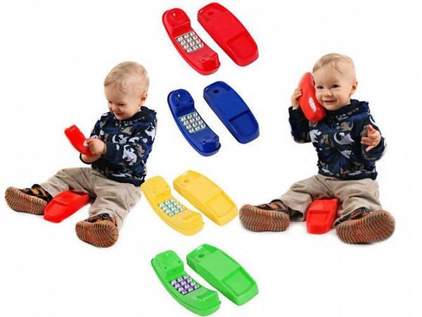 Телефон игровой для детских площадок - 1toys Магазин детских товаров в Днепре