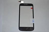 Оригинальный тачскрин / сенсор (сенсорное стекло) для Lenovo A706 (черный цвет) + СКОТЧ В ПОДАРОК