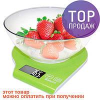 Весы кухонные Saturn ST-KS7803 Green
