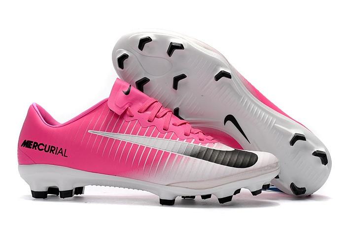 sale retailer 5378a 4c641 Купить Футбольные бутсы Nike Mercurial Vapor XI FG Race Pink/black/white от  производителя |