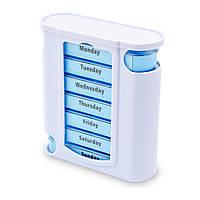 Органайзер для таблеток Неделька (контейнер Pillbox)