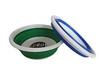 Силиконовая миска Ø 26,5 см Зеленая