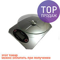 Кухонные электронные весы от 1г до 5 кг Domotec MS-KE5/весы для продуктов
