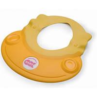 Козырек для купания OK Baby Hippo, оранжевый  (38290040/45)